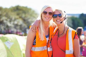 Event Security and Event Stewards